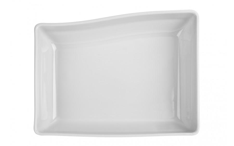 Naczynie porcelanowe GN 1/2 H-7cm