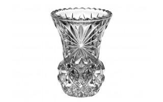 Wazon kryształowy 9,5cm Bohemia