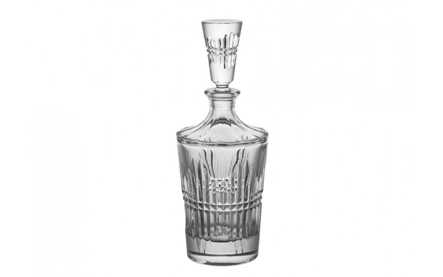Karafka kryształowa 0,85L Bohemia