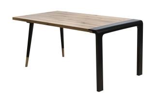Stół Now 180x90x76cm Lity Dąb
