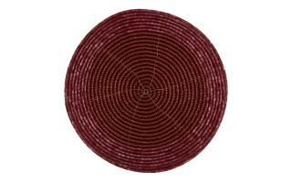 4x Podkładka na stół pod kubek czerwony