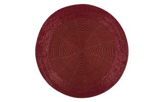 Podkładka na stół 35cm kolor czerwony