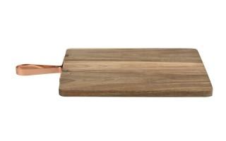 Deska z drewna akacjowego 42