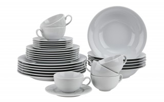 Zestaw porcelany 6/30 Tiago