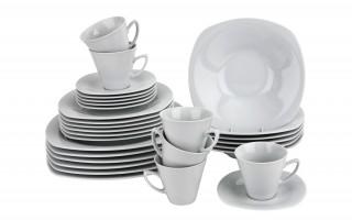 Zestaw porcelany 6/30 Elegance