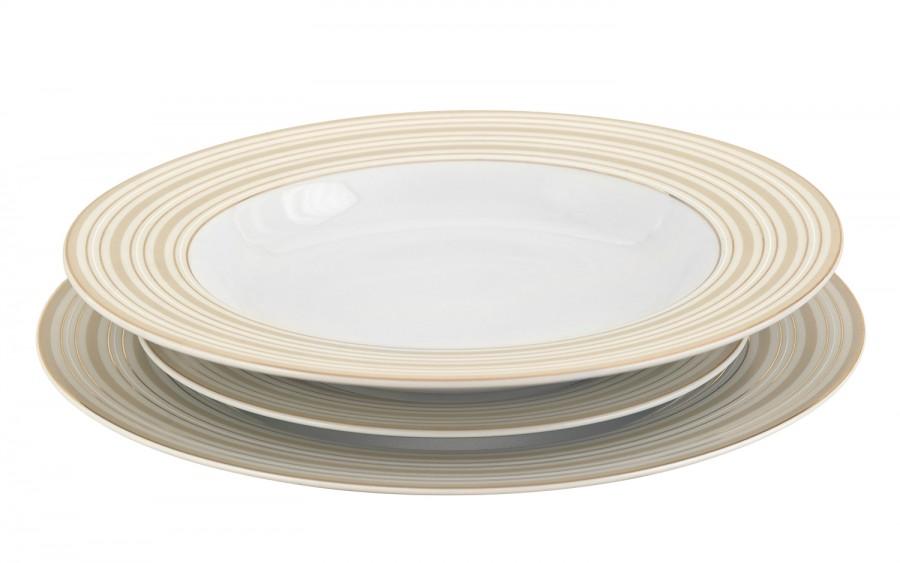 Serwis obiadowy 12/41 Marcus Gold (263671)