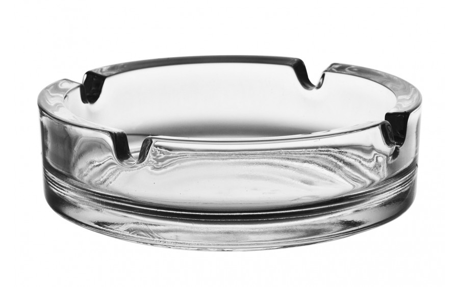 Popielnica szklana 10,5 cm