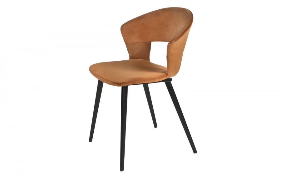 Krzesło PIC miedź