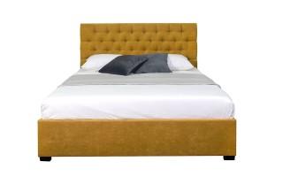 Łóżko tapicerowane 160x200cm Laura