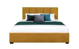 Łóżko tapicerowane 180x200cm Oskar
