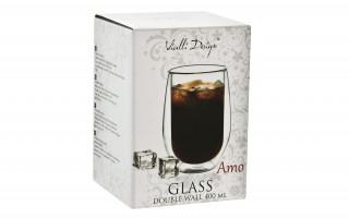 Szklanka z podwójną ścianką 300 ml. bez ucha