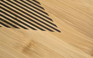 Deska Bambus 30,5 cm.
