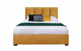 Łóżko tapicerowane 160x200cm Oskar