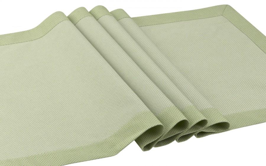 Bieżnik na stół 50x150cm Veracrus (zielony)