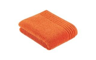 Ręcznik pomarańczowy 67x140 Vienna