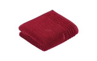 Ręcznik bordo 50x100 Vienna