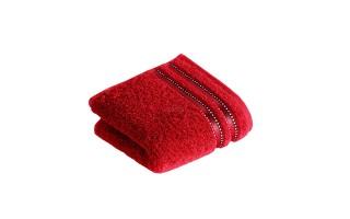 Ręcznik czerwony 30x50 cult de luxe
