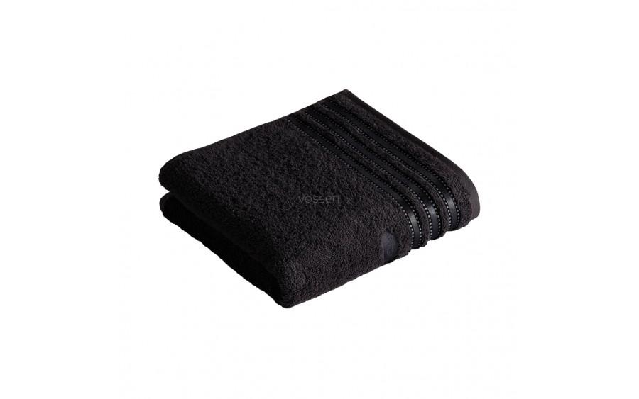 Ręcznik czarny 50x100 cult de luxe