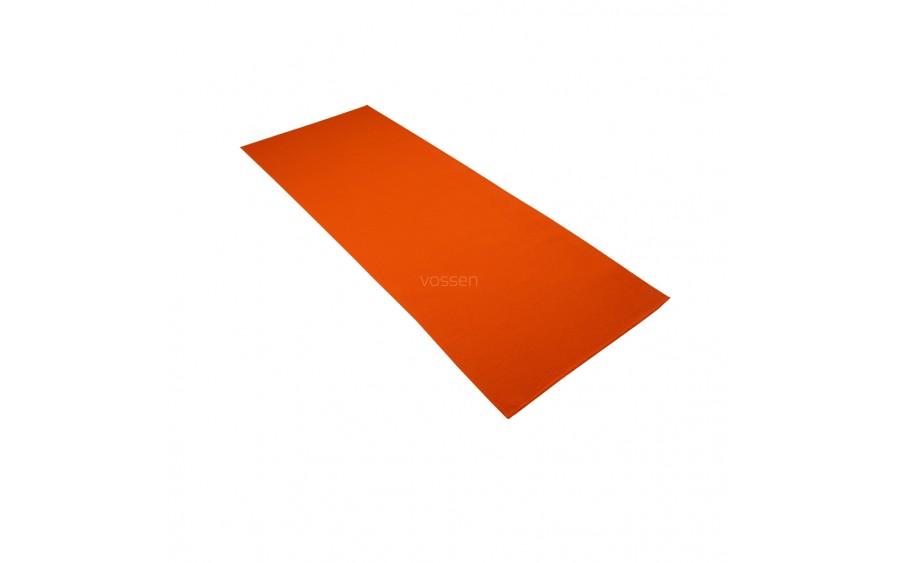 Ręcznik pomarańczowy 80x220 rom pique