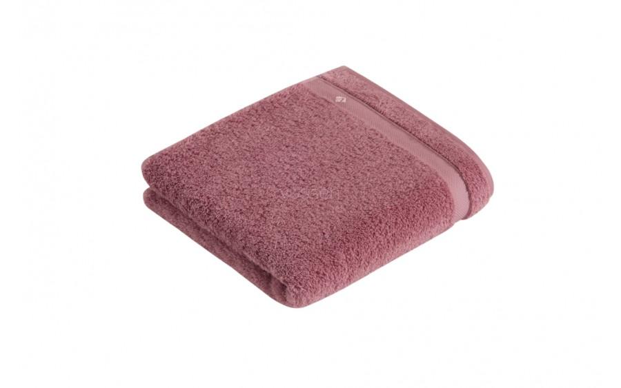 Ręcznik różowy 50x100 scala