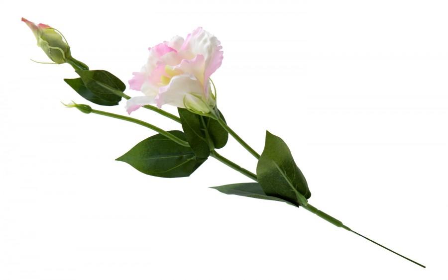 Eustoma mała kwiat sztuczny