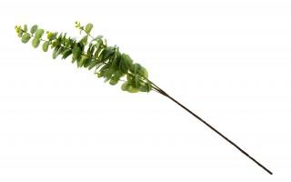 Eukaliptus gałązka kwiat sztuczny
