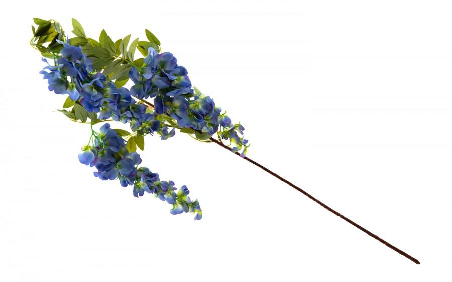 Glicynia kwiat sztuczny 80cm