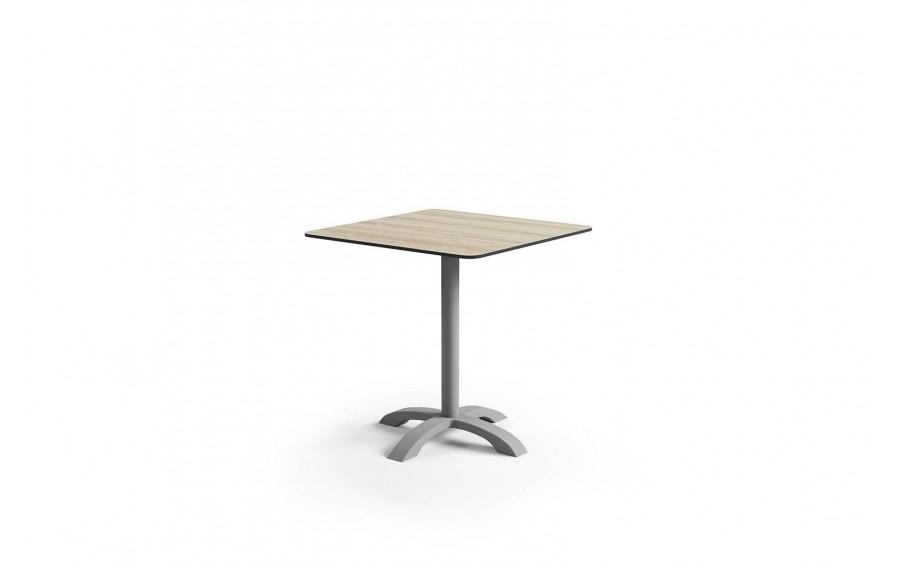Stół ogrodowy VIC 70X70CM Gray