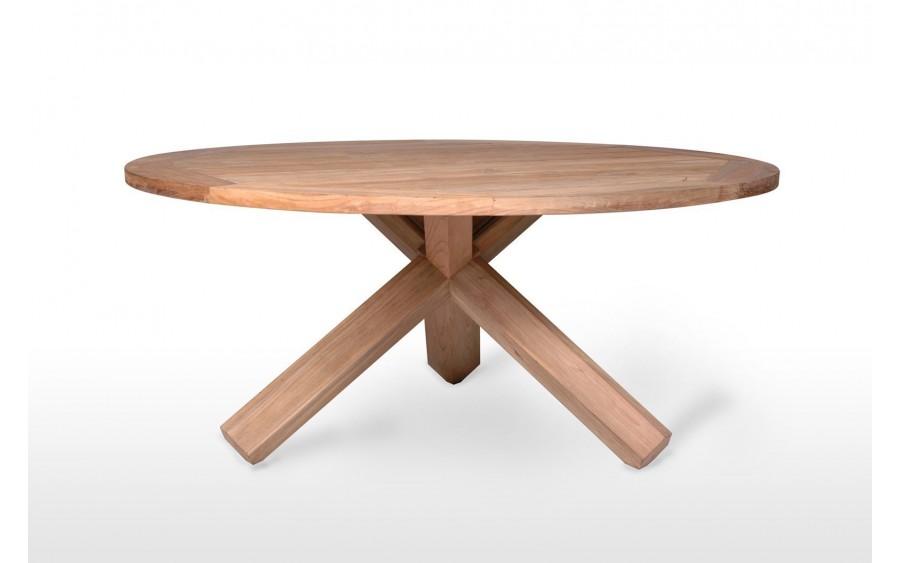 Stół Bordeaux 150 cm. Teakowy