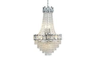 Lampa wisząca kryształowa Louis 1611-6CC