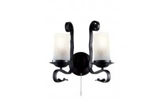 Lampa kinkiet Scroll 7912-2BR
