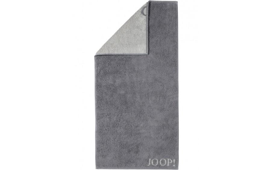 Ręcznik 30/50 cm antracyt  Doubleface