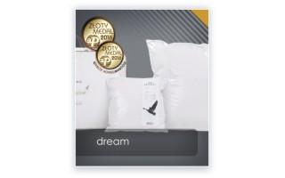 Poduszka puch gęsi DREAM 3-komorowa