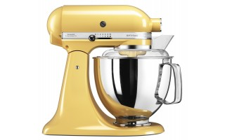 Mikser KitchenAid ARTISAN zółty 4,8l 300W Majestic Yellow