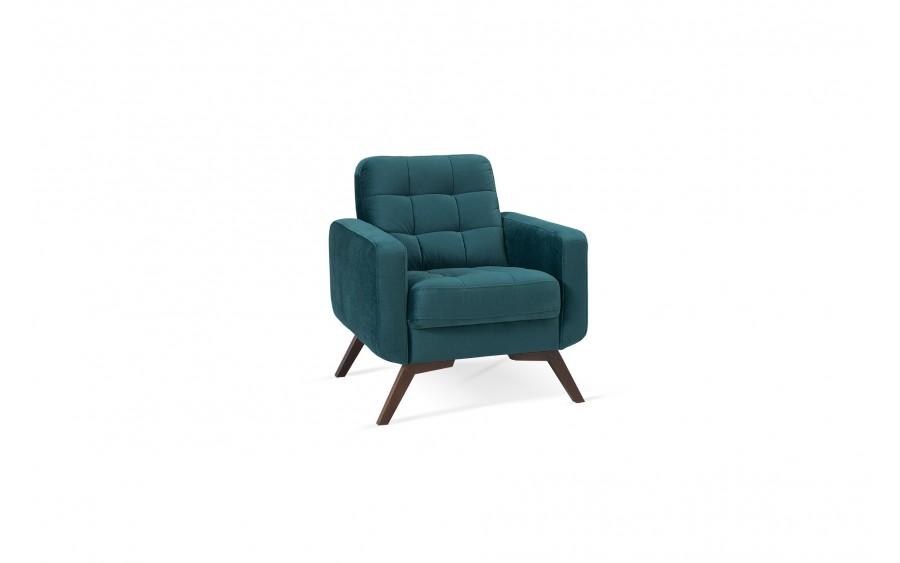 Fotel pikowany Fiord