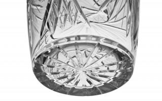 Wazon kryształowy 25cm Zawiercie