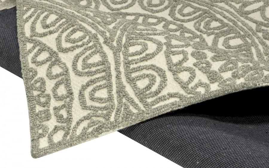 Dywan Borneo Grey 120 x 180 cm szary