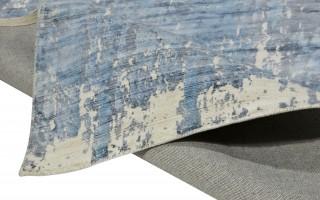 Dywan APEXIA 160x230 cm niebieski