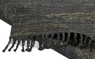Dywan ALBERIC 160x230 cm węgiel drzewny