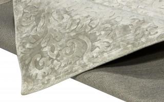 Dywan Clarina srebrny 160 x 230cm