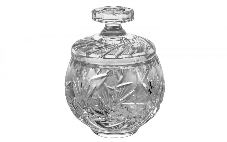 Cukiernica kryształowa 9cm Zawiercie