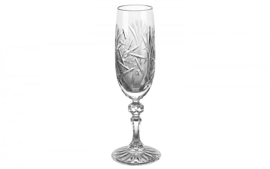 Kieliszek kryształowy do szampana 170ml Zawiercie