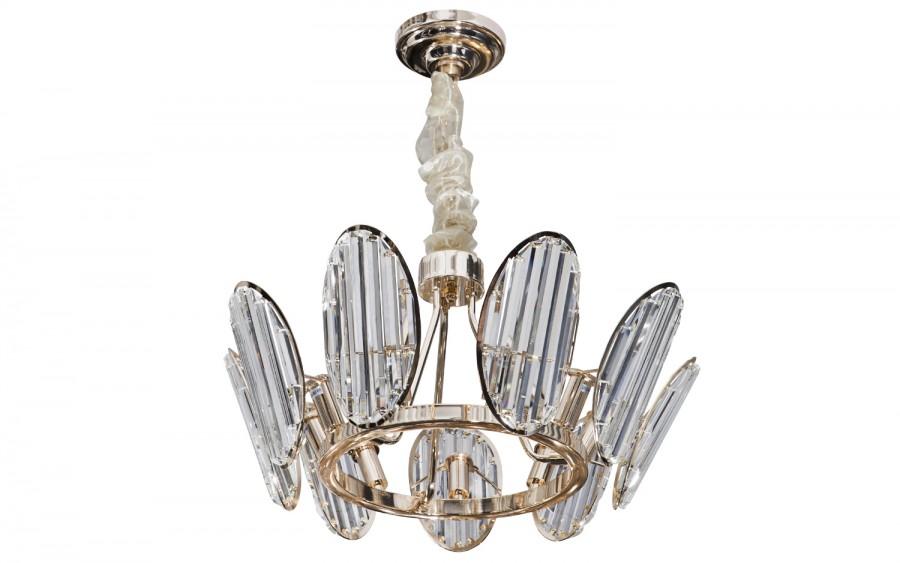 Lampa wisząca kryształowa Butterfly 60267/9