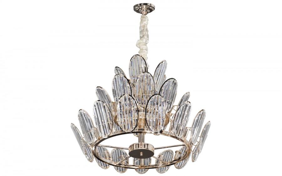 Lampa wisząca kryształowa Butterfly 60267/30
