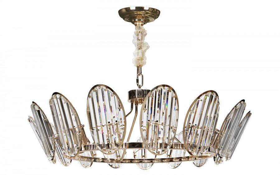 Lampa wisząca kryształowa Butterfly 60267/15
