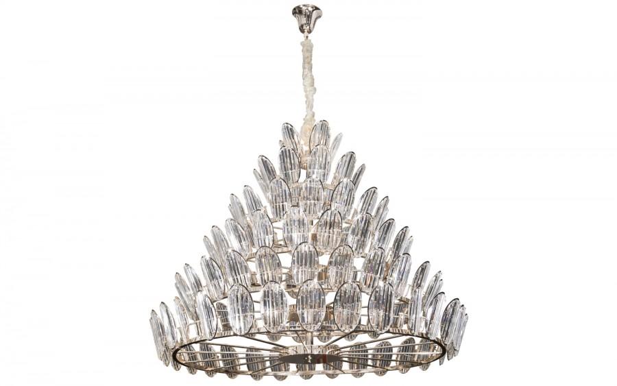Lampa wisząca kryształowa Butterfly 60267/105
