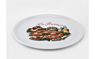 Talerz do pizzy 33 cm Tina kucharz