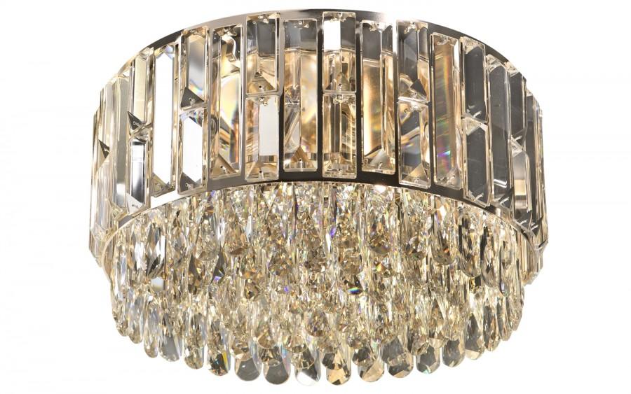 Lampa wisząca kryształowa Golden Frost 60253/8