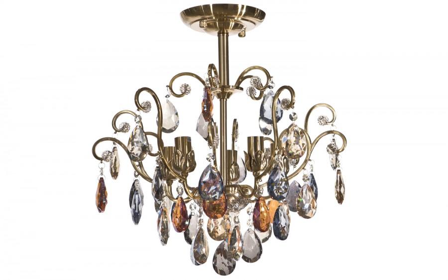 Lampa wisząca kryształowa Fiori 5039/5X