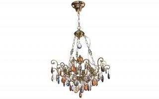 Lampa wisząca kryształowa Fiori 5039/1P-6CP